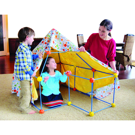 Shipping Free As Seen On TV 2013 Discovery Kids 72-Pcs Build-and-Play Construction Fort Children Play Tent  sc 1 st  AliExpress.com & Shipping Free As Seen On TV 2013 Discovery Kids 72 Pcs Build and ...