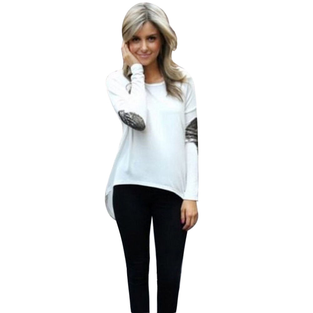 Design Beauty Fashion Patchwork Jumper Perfect Products