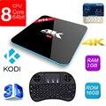3 GB/16 GB Amlogic S912 H96 Pro Octa Core Android 6.0 2.4G/5 GHz Wifi HD2.0 4 K HDR 1000 M LAN BT4.0 KODI 17.0 android smart tv caja