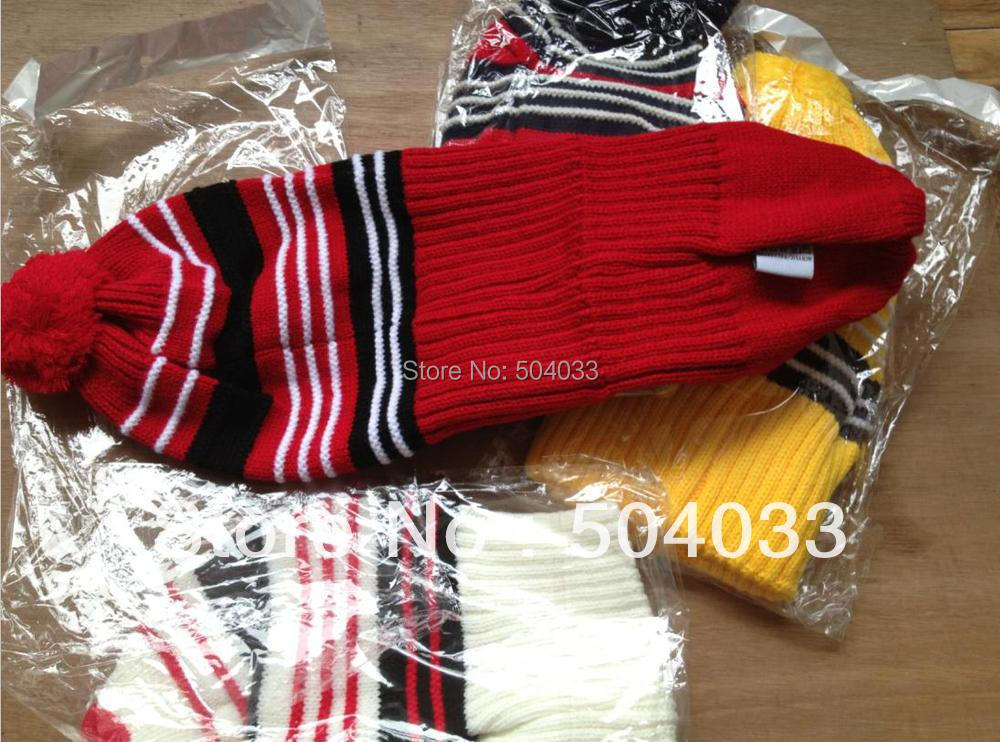 2013 New Arrived High Fashion Child hedging Lengthening stripe hat,infant tiger  wool cap,baby Knitted hat,kid cartoon hat 5/lot