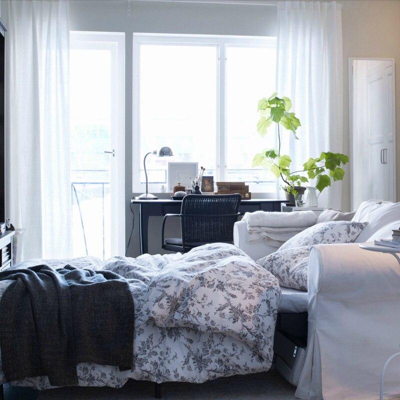 1 Pc Cheap White Curtains Tulle For Living Room Bedroom Translucidus Modren  Window Curtains Sheer(