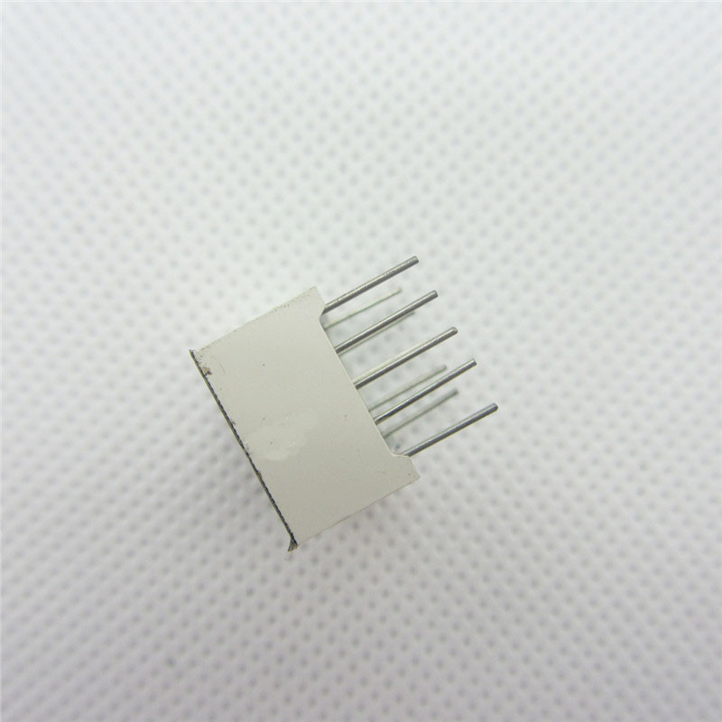 "Big Sale!!! 10pcs 1bit 1 bit Common Anode Positive  Digital Tube 0.56"" 0.56in. Red LED Digit 7 Segment"
