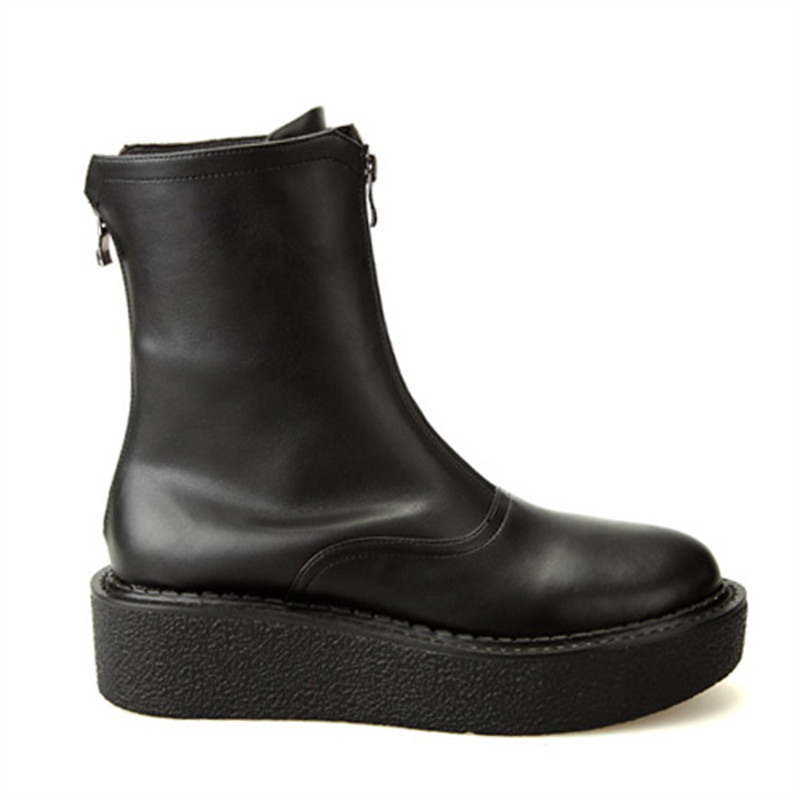 Compare Prices on Zipper Combat Boots- Online Shopping/Buy Low ...