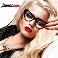 O Envio gratuito de Moda estilo Beyonce Giselle Olho de Gato mulheres óculos sombra óculos óculos Rx-capaz armação de óculos óculos de sol
