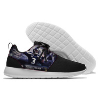New design rugby seahawks player russell and earl thomas design comfortable light Sport shoes for Men and Women