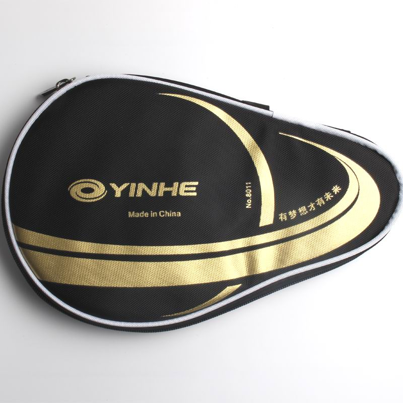 Original Yinhe 8011 Table Tennis Racket Case Ping Pong Racket Case Could Install One Racket And Balls