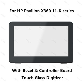 For HP 11-k023tu 11-k028tu 11-k029tu 11-k030tu 11-k033tu 11-k035tu 11-k036tu 11-k039tu Touch Screen Glass + LCD Display Assembly фото