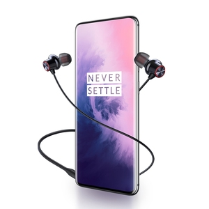 Image 3 - מקורי OnePlus כדורים אלחוטי 2 Bluetooth מגנטי בקרת כניסת מיקרופון אוזן אוזניות היברידי AptX תשלום מהיר עבור Oneplus 6T 7 פרו