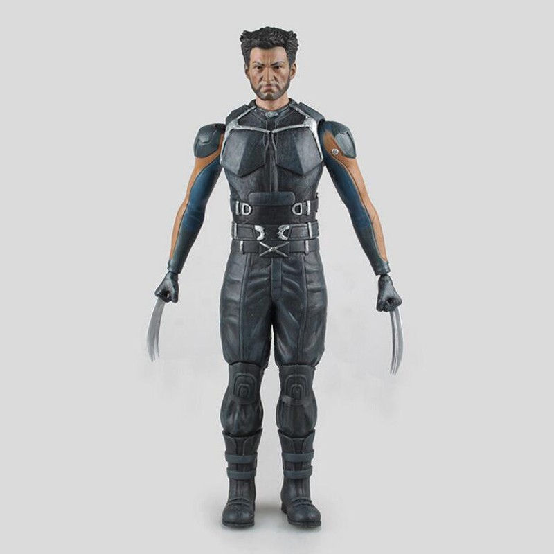anime cartoon Japan X-men Wolverine Logan PVC kid new year gifts doll Action Figure Collectible Model Toy T5774 lg 32lw300c