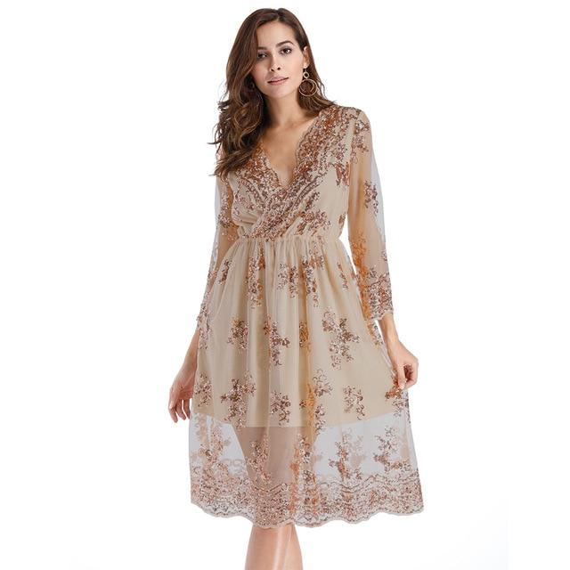 Wholesale Long Sleeve Dresses