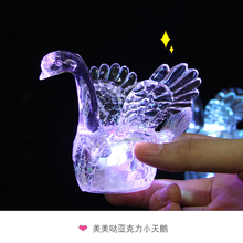 Hot Sale Childrens Light-emitting Toys Colorful Kids Luminous Light Color  Shape Lamp Christmas for Children