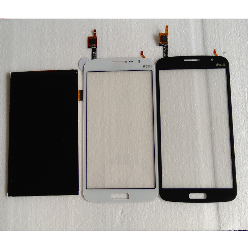For Samsung Galaxy Grand 2 G7102 G7105 G7106 G7108 Duos Touch Screen Digitizer Sensor Glass + LCD Display Panel Monitor