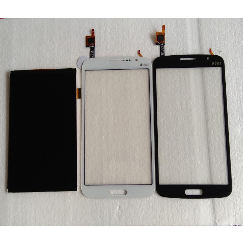 Pour Samsung Galaxy 2 GRANDS G7102 G7105 G7106 G7108 Duos Écran Tactile Digitizer Capteur En Verre + LCD Moniteur à Écran