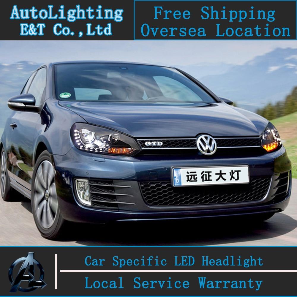 online kopen wholesale golf 6 koplamp uit china golf 6. Black Bedroom Furniture Sets. Home Design Ideas