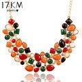 17 km de la vendimia collar de moda declaración mujeres choker collares femininos colar joyería bohemia retro regalo de navidad