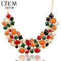 17 km do vintage colar declaração de moda colares mulheres choker collares femininos boêmio colar retro jóias presente de natal