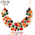 17KM Vintage Necklace Statement Fashion Necklaces Women Choker Collares Femininos Colar Bohemian Jewelry Retro Christmas Gift