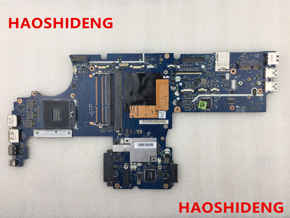 Free Shipping,595764-001 KAQ00 LA-4951P for HP EliteBook 8540P 8540W series Laptop Motherboard.All functions 100% fully Tested !  free shipping 595764 001 kaq00 la 4951p for hp elitebook 8540p 8540w series laptop motherboard all functions 100