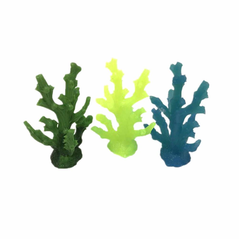 3 個かわいいサンゴの木アクションフィギュア模型玩具カクレクマノミドーリー魚海サンゴコレクション学習 & 教育子供クリスマスギフト