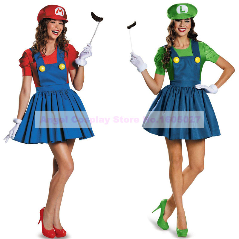 online kaufen gro handel mario und luigi kost me aus china mario und luigi kost me gro h ndler. Black Bedroom Furniture Sets. Home Design Ideas