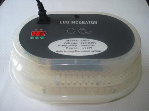 2017 New Digital Poutry Egg Incubaor 12Eggs Quail Duck Chicken Eggs Automatic Incubator nada barbara