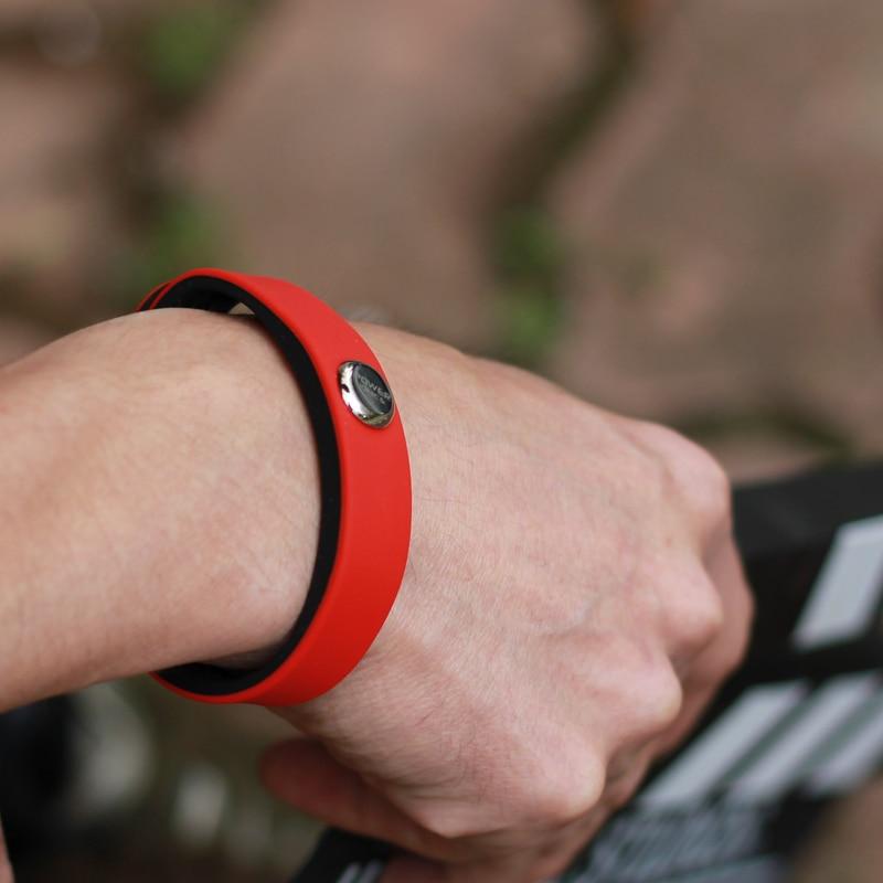 Image 3 - Power Ionics 3000ions Sports Waterproof Titanium Bracelet Wristband Improve Balance Sleeping Slimming-in Hologram Bracelets from Jewelry & Accessories