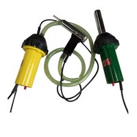 Hot Air Gun Thermostatic Plastic Welding Torch 1000w Pp Plastic Electric Heat Gun Durable Speed Control