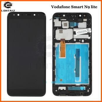 Nueva pantalla LCD negra de 5,3 pulgadas + MONTAJE DE digitalizador con pantalla táctil para Vodafone VFD620 Smart N9 Lite LTE VFD-620