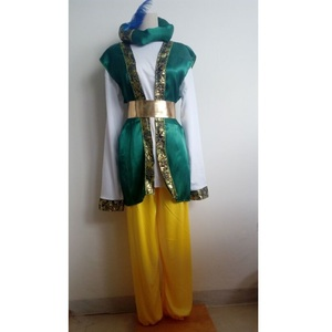 Image 2 - ליל כל הקדושים אקזוטי למבוגרים גברים ערבי חליפת Cosplay תלבושות עבור שלב ביצועים או מסיבת תחפושות