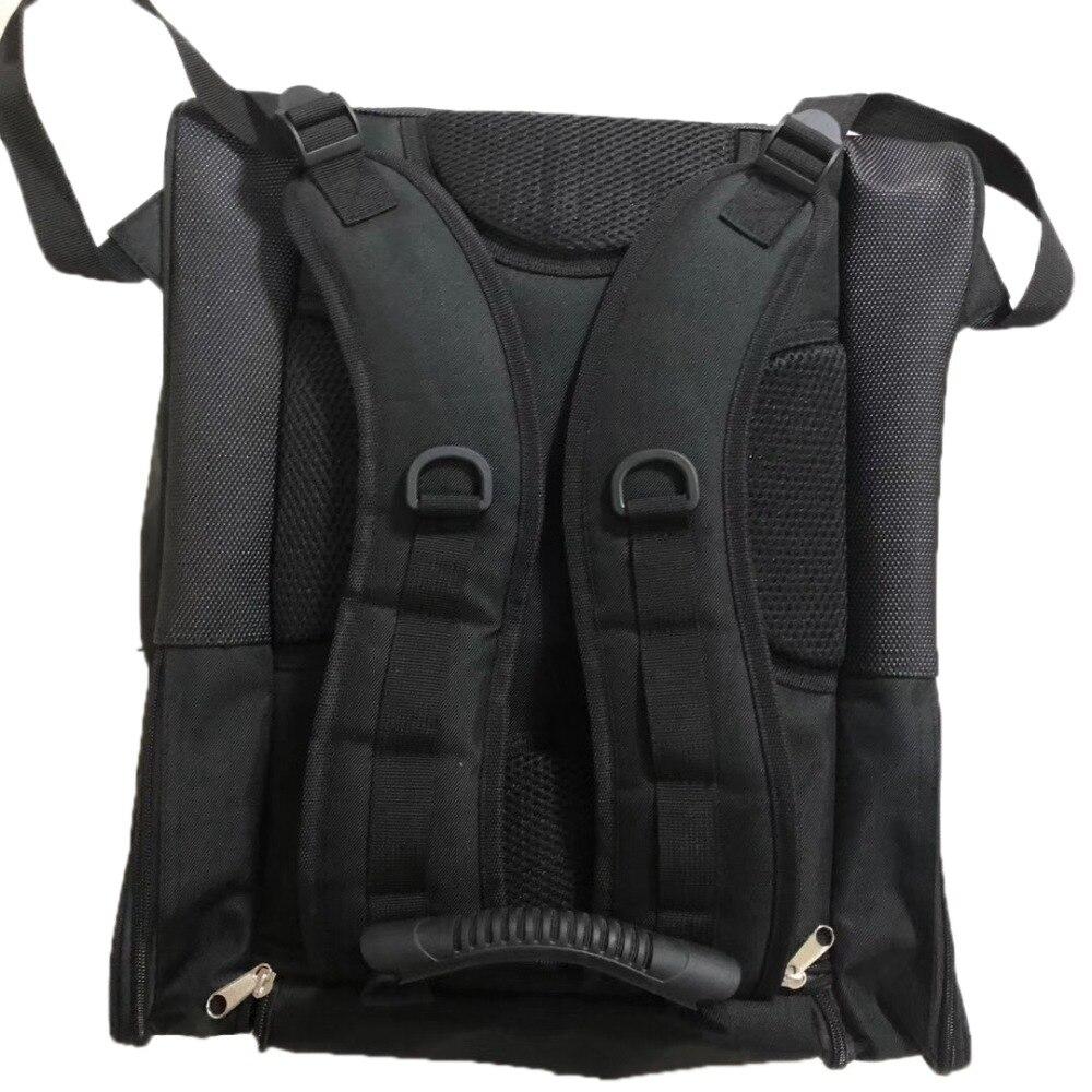 Épais Professionnel Glace Ski 900D Nylon bottes de neige Sac Casque Grand Carry Portable Étanche sac à dos épaule Pour Snowboard Sport - 4