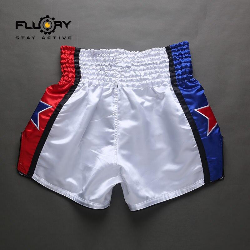 Custom-made Muay Thai calções de boxe, troncos,