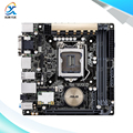 Para asus z97-e-usb3.1 original usado motherboard desktop para intel z97 soquete LGA 1150 Para i7 i5 i3 DDR3 16G SATA3 Mini-ITX