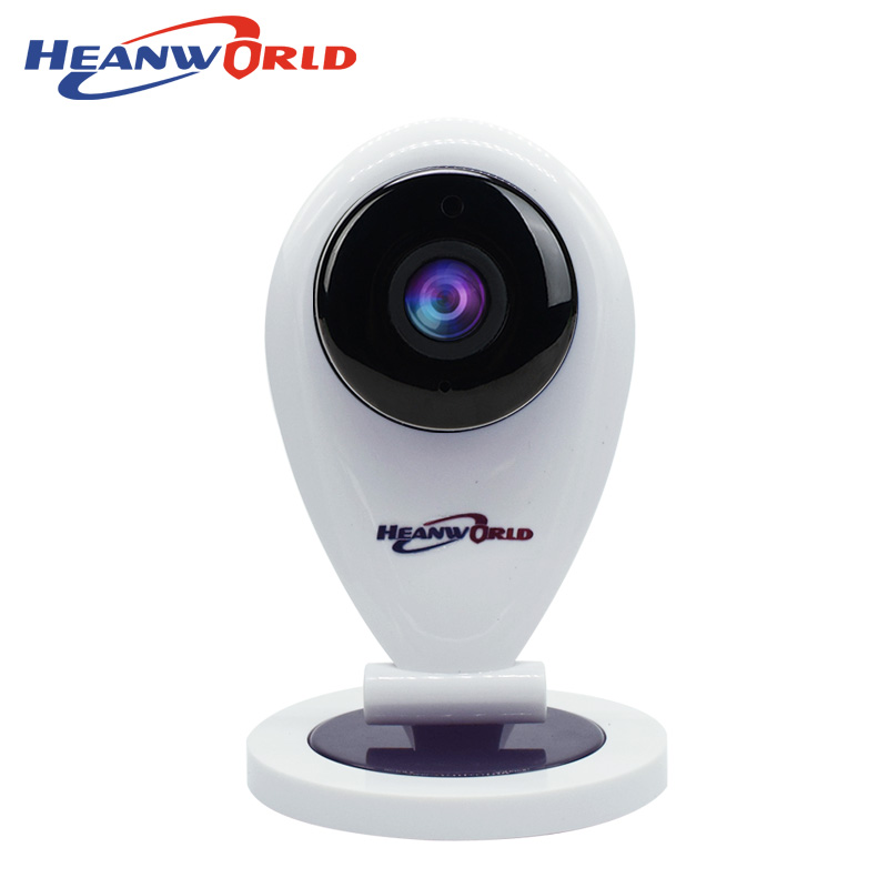 WIFI IP Camera mini 720P Network Audio Night Vision wireless CCTV Security Camera Baby Monitor ...