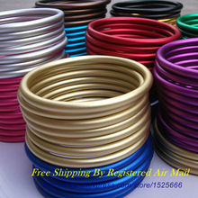 Free Shipping 10pcs/5pairs safe and tested 3inch large sling rings for all your sling needs