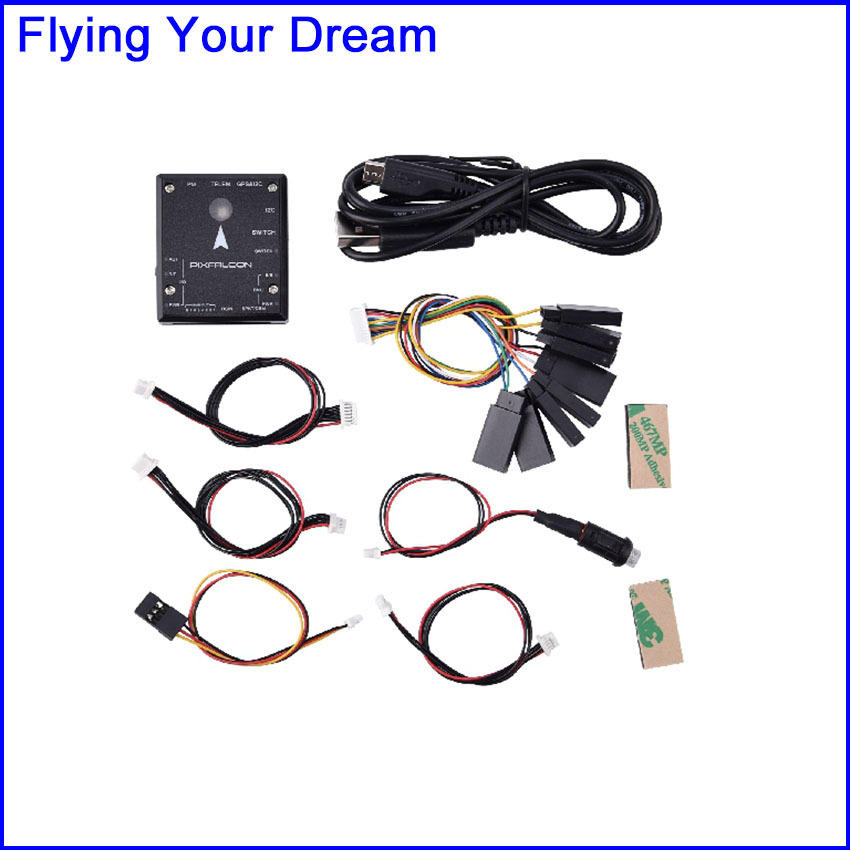 New PIXFALCON Micro PX4 PIXHAWK Autopilot Flight Controller 32Bit Processor for RC Multicopter Mini Quadcopter QAV250 QAV280 new pixracer r14 autopilot xracer px4 flight control mini pixracer r14 autopilot ppm sbus dsm2
