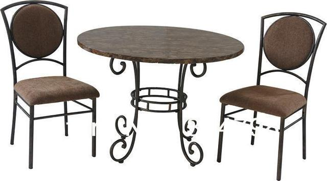 Beau Antique Style Dining Table Made Of Steel With Powder Coating, Antique  Dining Sets, Dining