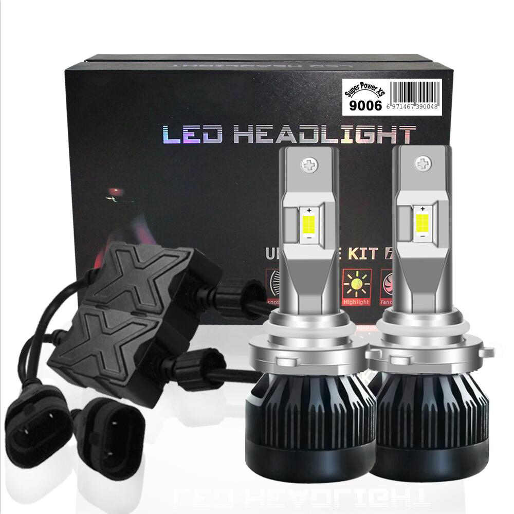 DarkAway High Power HB4 H7 LED H4 HB3 H1 H11 H8 H9 9012 Car Headlight 55W 16000lm/Bulb LED Light Auto Headlamp Front Lamp IP68