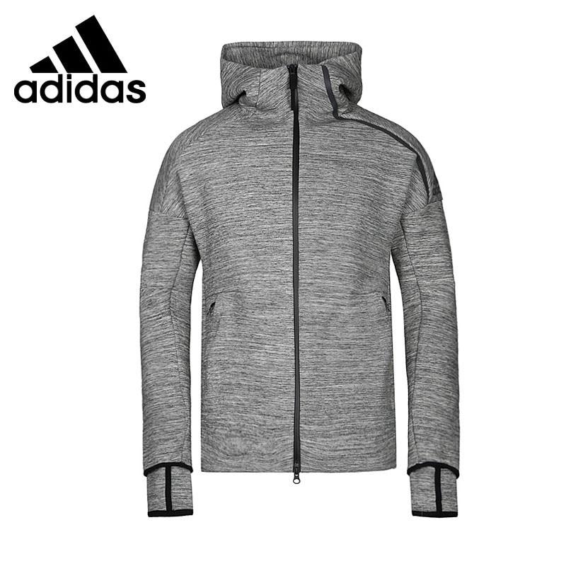 Original New Arrival Adidas ZNE STRMHTHR HD Men's jacket Hooded Sportswear original new arrival authentic adidas zne hoody breathable women s hooded jacket leisure sportswear