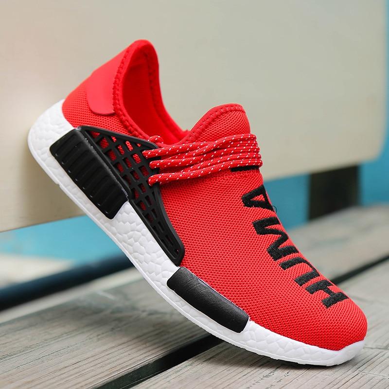 7963a2a4c7628 Summer Lightweight Outdoor Sports Shoes women Sneakers Comfortable Ultra  Boosts Jogging Mesh Tennis Human Race Running Shoes Men