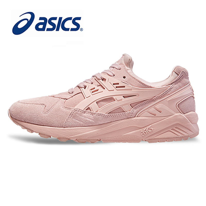 Original ASICS Men Shoes Light-Weight Cushioning Running Shoes Low-Top Sports Shoes Sneakers Outdoor Walking Breathable HL7X1