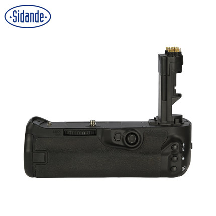 NEW SIDANDE Battery Grip For Canon 7D MARKII Battery Case CAMERA BATTERY meike mk d750 battery grip pack for nikon d750 dslr camera replacement mb d16 as en el15 battery