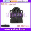 Новый Датчик положения дроссельной заслонки TPS Accel педаль дорожный датчик использование OE No. MR578861 для Mitsubishi
