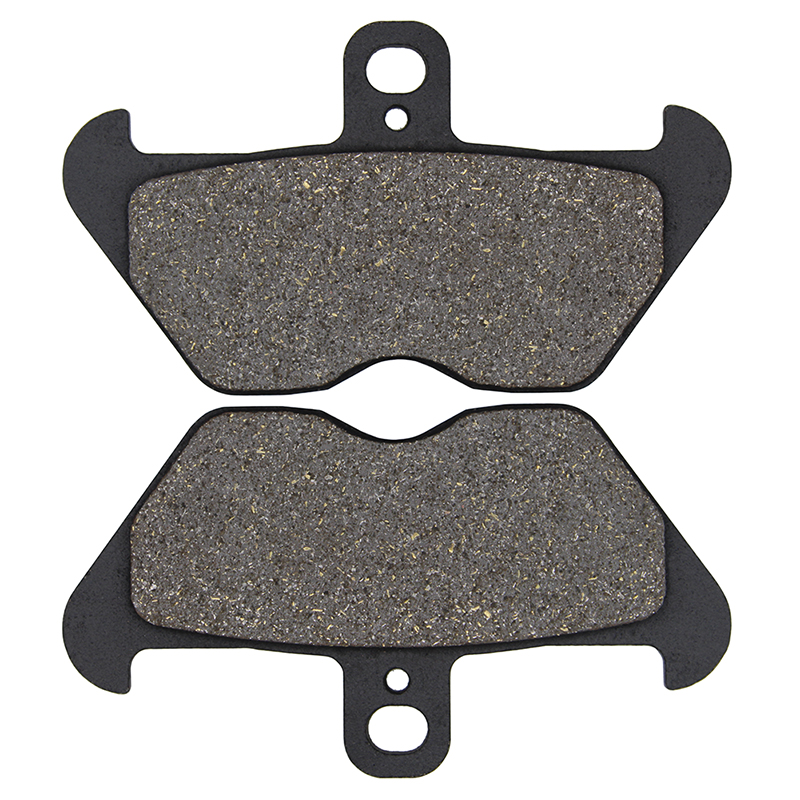 CYLETO Motorcycle Front Brake Pads for BMW K 1200 LT RS K1200RS K1200LT 96-10 K100 K100RS K 100 1989-1992 K1100 LT K1100RS 89-07 image