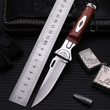 Stenzhorn 2017 New Real Authentic Self-defense Wilderness Survival High Hardness Knife With Wild Fruit Folding Outdoor The Devil
