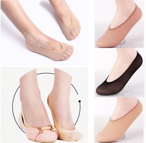c178b56a5f1 Women s Invisible Socks 10 Pairs Summer Thin Short Sock Female Low Cut  Slipper Footsies Ladies Loafer Boat Black Nude Socks