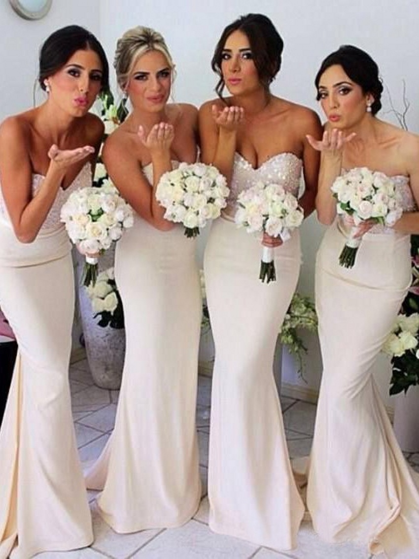 Compare prices on 2015 mermaid bridesmaid dresses online shopping custom made floor length lace up bling bling 2015 mermaid long chiffon sexy sparkly bridesmaid dresses ombrellifo Choice Image
