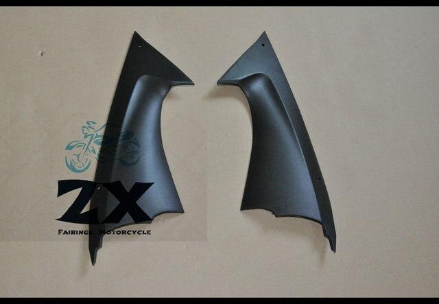 На 2008-2015 годы и YZF R6 в YZFR6 и YZF-R6 в инъекции прессформы ABS обтекатель тире обрезать кусок пластика ОЗУ крышку черный
