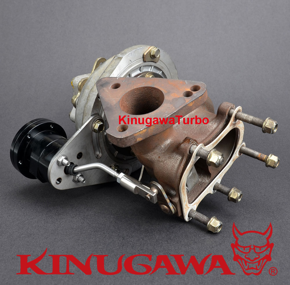 US $93 0 |Kinugawa Adjustable Turbo Wastegate Actuator for Hitachi HT12 for  Nissan Navara ZD30 Diesel 1 0 bar / 14 7 Psi-in Turbo Chargers & Parts