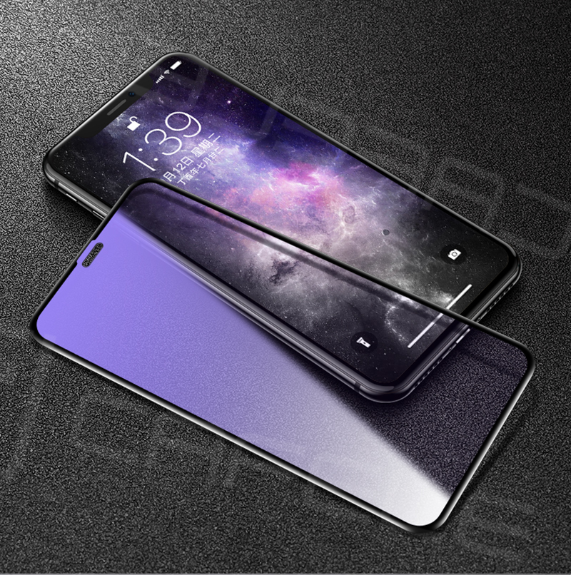 2 Screen Protector for iphone X XS 9 2018 (8)