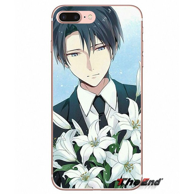 Levi Ackerman Attack on Titan Case For iPhone